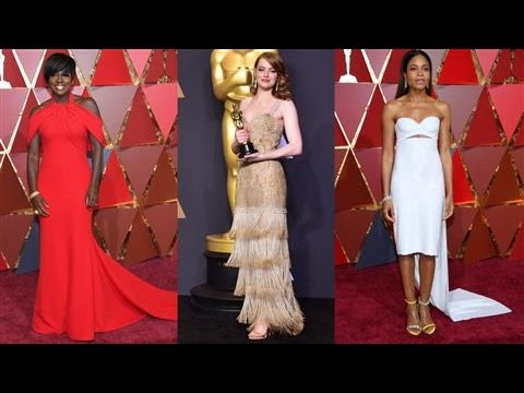 Oscars 2017: Red Carpet Fashion Review