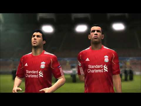 PES 2011 UEFA Champions League Final Anthem (Madrid 2019)
