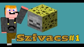 Minecraft: Szivacs #1