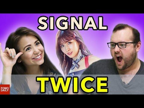 "TWICE ""SIGNAL"" • Fomo Daily Reacts"