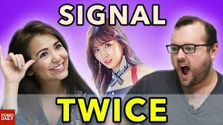"Download Lagu TWICE ""SIGNAL"" • Fomo Daily Reacts Mp3"