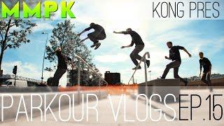 Parkour Vlogs Ep 15 - Annoying Kong Pres, Arcades