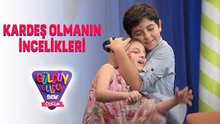 Güldüy Güldüy Show Çocuk 14. Bölüm, Kardeş Olmanın İncelikleri