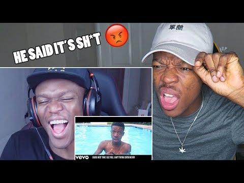REACTING TO YOUTUBERS REACTING TO MY VERSE ON JMX - JESSICA ROSE DISS TRACK (THE TRUTH)