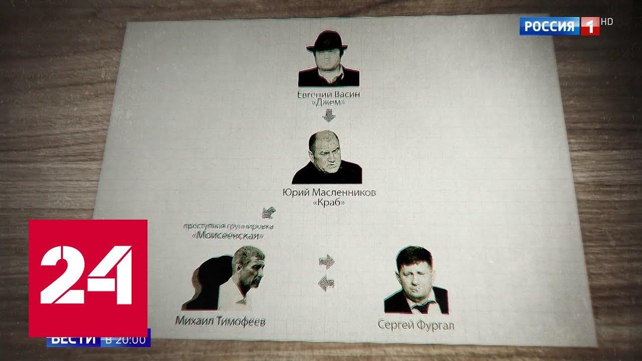 Расследование против Сергея Фургала: новые детали - Россия 24