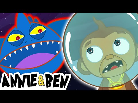The Space Monster | 스푸키즈 | Funny Cartoon | Kids Cartoons | Videos For Kids | Annie And Ben