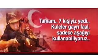 Türk Askerinin Ağlatan Telsiz Konuşmaları.