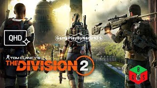 Tom Clancy's The Division 2 Beta - First 24 Minutes of Gameplay 1440p