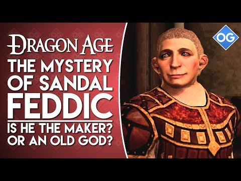 The Mystery of Sandal Feddic - Dragon Age Theory