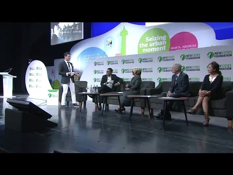 NewCities Summit 2015 - Opening Panel: Seizing the Urban Moment