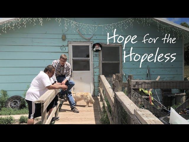 Life in Prison. Hope in Christ.