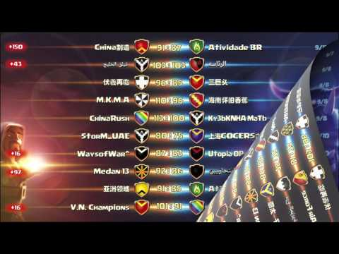 'Unofficial' Clan Wars World Ranking, 30 September 2015 | Clash of Clans