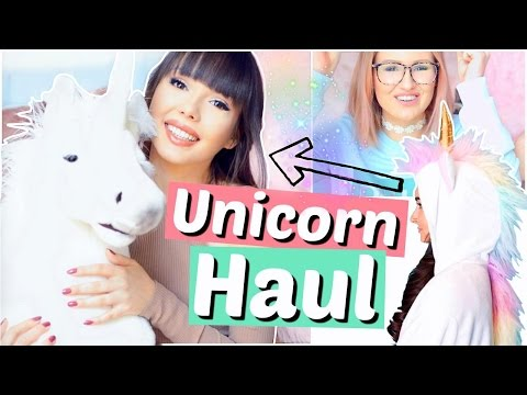 mega-einhorn-haul-🦄-unicorn-|-viktoriasarina