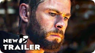 AVENGERS 4: ENDGAME Super Bowl Trailer (2019) Infinity War 2