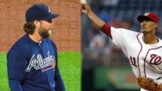 Atlanta Braves vs Washington Nationals | Full Game Highlights