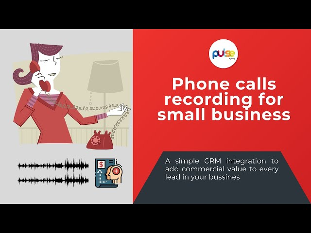 Phone recording for small business