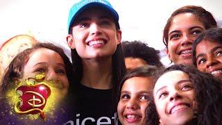 Sofia Carson on Empowering Girls! | Descendants 3
