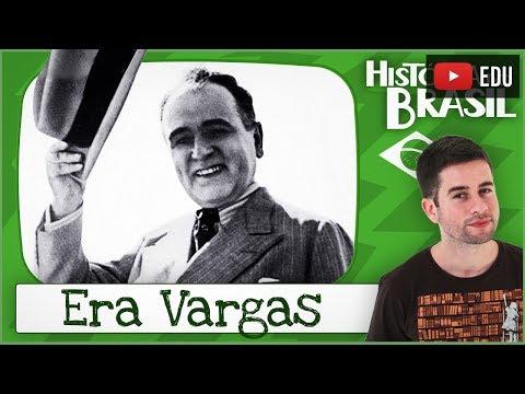 ERA VARGAS (Revolução de 1930) #1