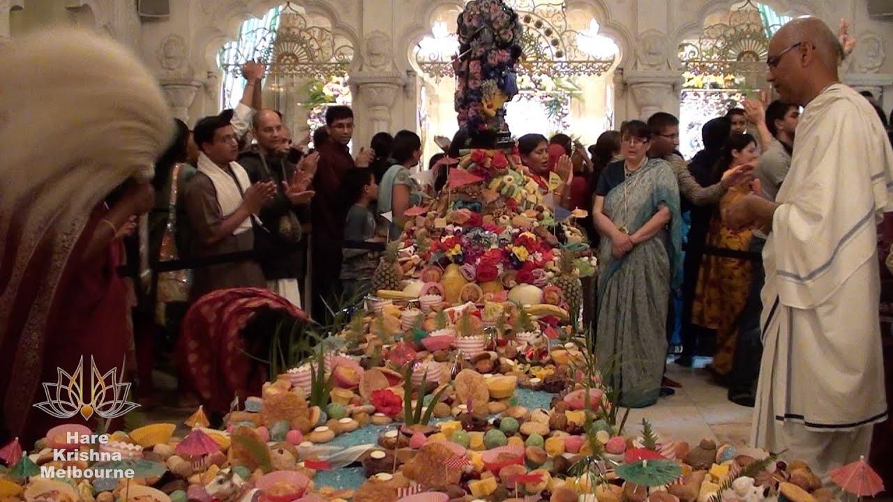 Govardhan Puja 2015