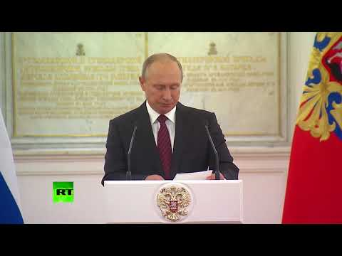Putin: 90% of Syria now liberated from terrorists