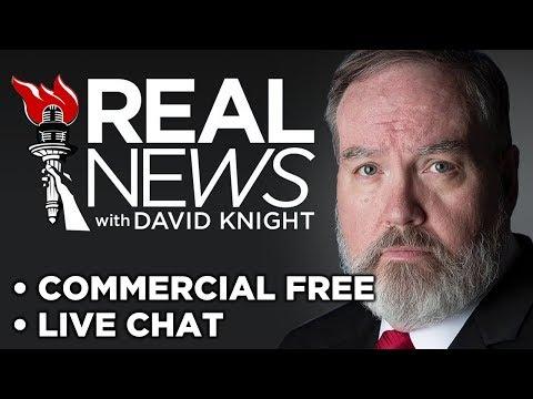 LIVE 📢 REAL NEWS with David Knight ► Monday 8/21/17 ► Infowars Alex Jones Stream