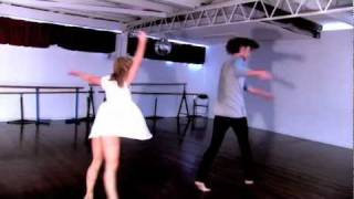 'Kiss Me' - Ed Sheeran Choreography by Kim Adam & Jack May