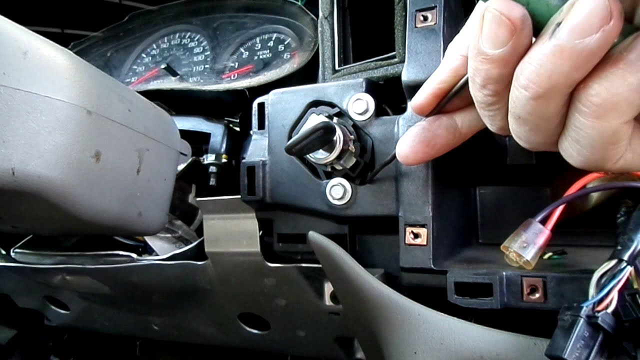 Impala Ignition Lock Cylinder Replacement Youtube 2004 Chevrolet Stereo Wiring Diagram Autos Post
