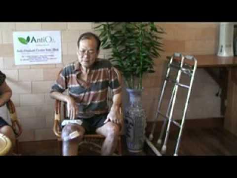 ANTI-OXIDANT CENTRE : Mr Ho Ham Choh-Diabetes Patient