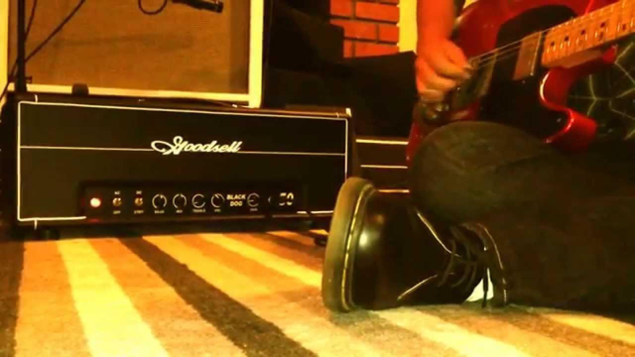 Goodsell Black Dog