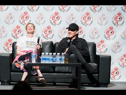 John & Joan Cusack  Rose City Comic Con 2016