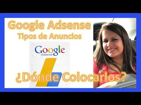3 Mejores Ubicaciones para Ganar mas Dinero con Google Adsense Video Tutorial