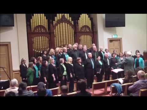 Coro di Tonara & Dublin Airport Singers - Part 2
