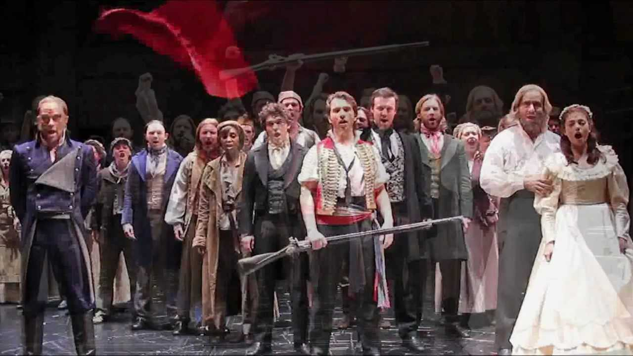 les miserables 2012 one day more youtube