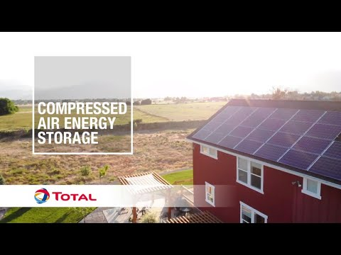 Compressed Air Energy Storage | Sustainable Energy