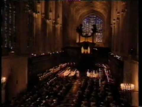 O come, all ye faithful (1996 King's College)