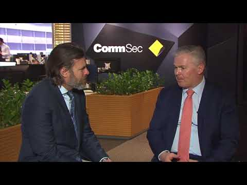 Executive Series 30 Aug 17: Santos (STO) CEO & Managing Director, Kevin Gallagher