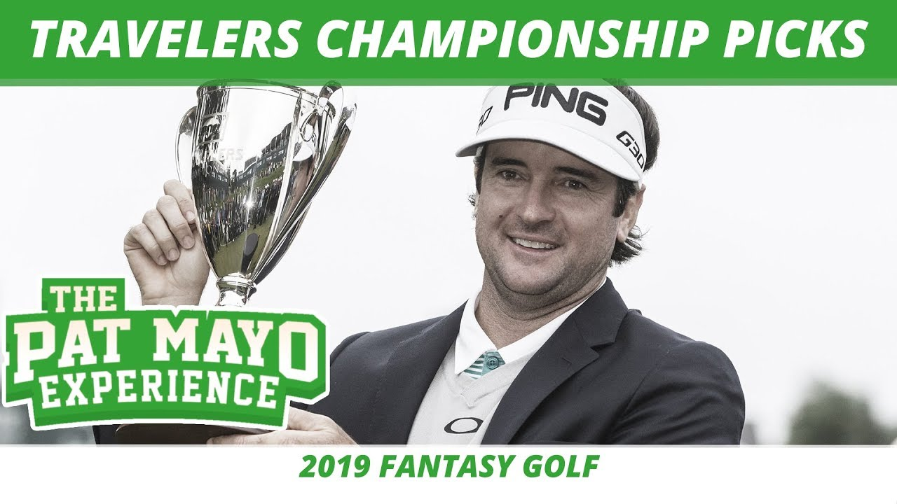 Fantasy Golf Picks - 2019 Travelers Championship Picks, Preview, One and Done & US Open