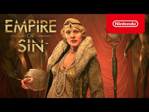 Empire of Sin – Coming 01/12! (Nintendo Switch)