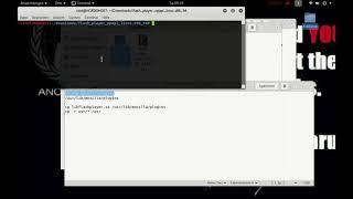 Install Adobe Flashplayer On Kali Linux