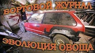 Реставрация авто №2. Ремонт кузова. Honda CIVIC ec YoYo5747