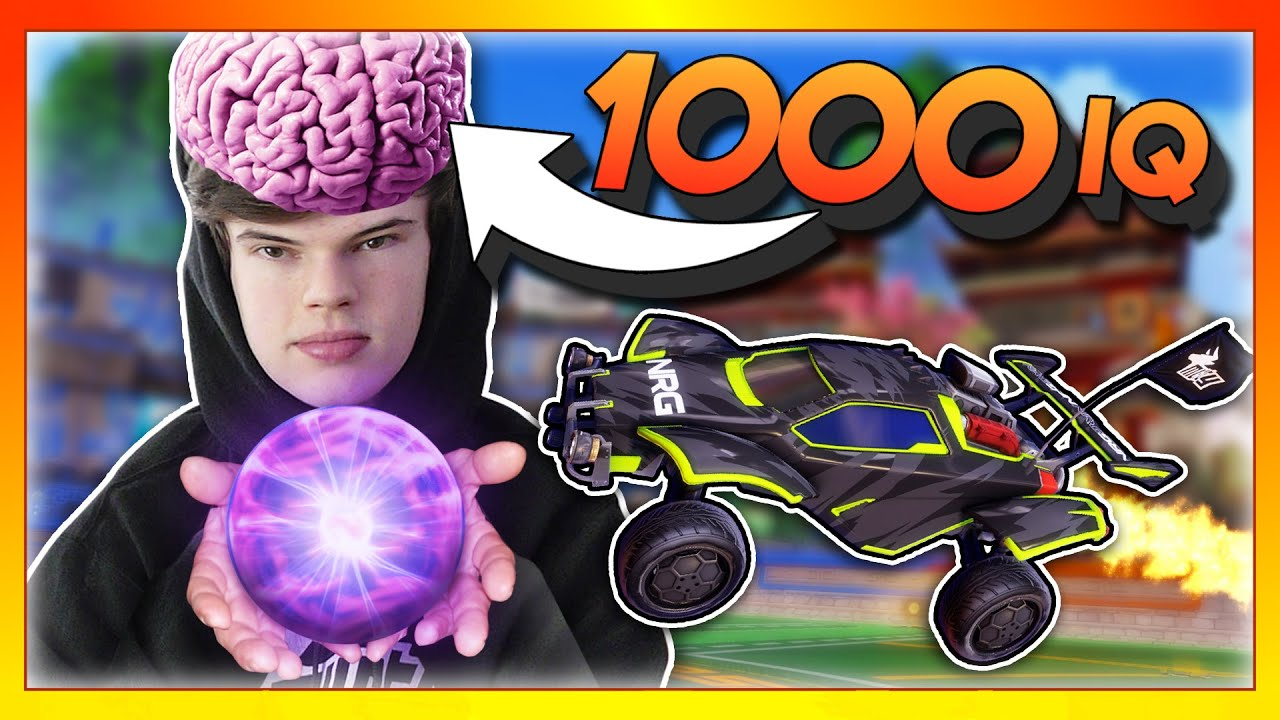 The BIGGEST BRAIN PLAY of my entire Rocket League career | Musty MOMENTS 17 🐮