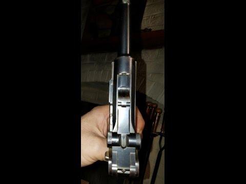 1929 DWM Police Luger