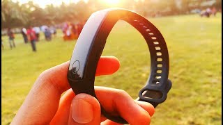 Honor Band 3 Review - Best Budget Fitness Band | HINDI