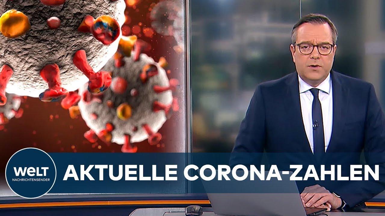 Download AKTUELLE CORONA-ZAHLEN: 13 565 Neuinfektionen vom RKI gemeldet - Inzidenz sinkt leicht auf 82,7
