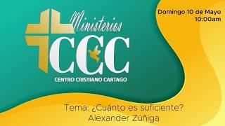 Culto Domingo 10 de Mayo