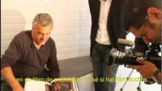 Entrevista a Paco Torreblanca, 3a edición de su primer libro de pastelería