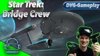 Star Trek: Bridge Crew - Die Noob Crew am Saturn [Gameplay][WMR][Virtual Reality]