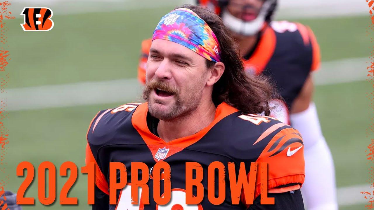 Vote for Clark Harris for the 2021 Pro Bowl! | Cincinnati Bengals