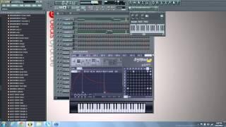 Wiz Khalifa - Mezmorized Instrumental Remake fl studio!!!