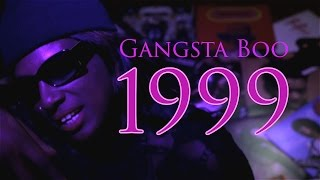 Gangsta Boo - 1999 (Official Music Video)